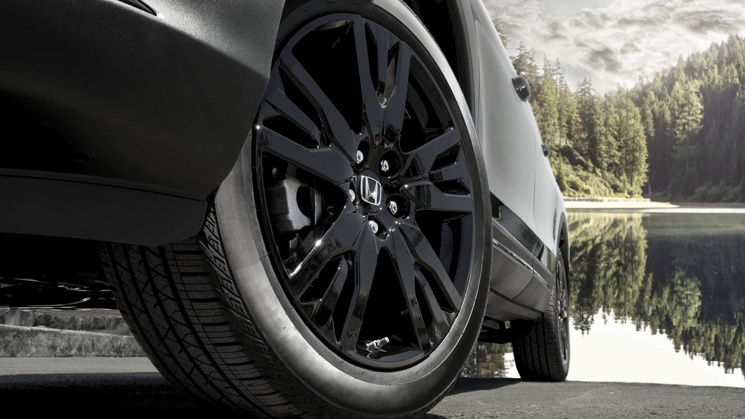 Honda accessories, tires, and rims