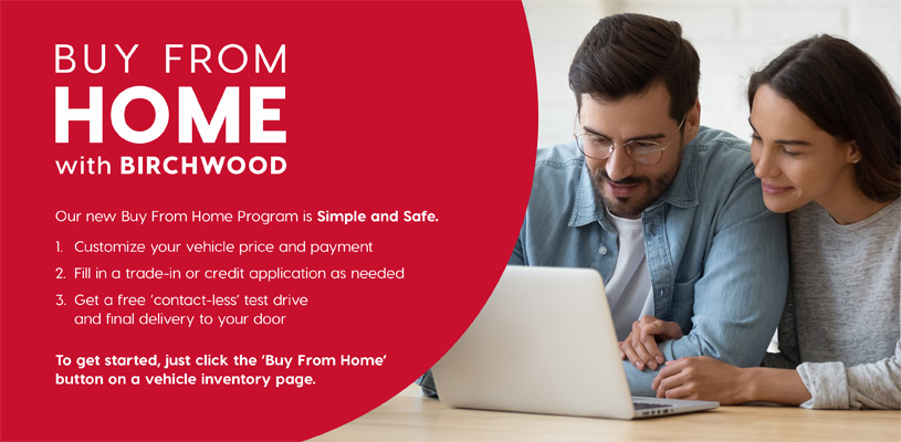 Buy From Home with Birchwood